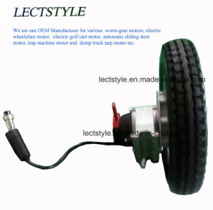 12inch Brushless Wheelchair Motor & Electric Powered Standing Wheelchair Motor pictures & photos