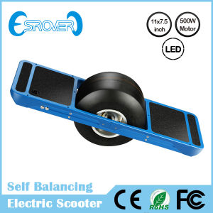 Wholesale One Wheel Electric Skateboard/Scooter with LED & Bluetooth (E6)