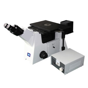 Research Level Inverted Metallurgical Microscope (LIM-305) pictures & photos