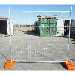 Welded Mesh Type Temporary Fence pictures & photos