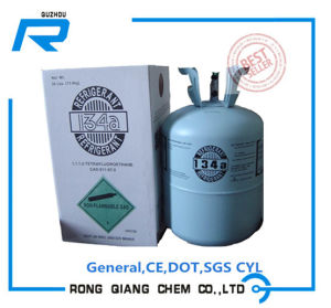 Refrigerant Gas (R134A) High Purity 99.8%Min with Good Quality