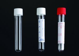 14ml Sample Transport Tube with label and Boric Acid pictures & photos