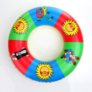PVC Inflatable Children Swim Ring pictures & photos