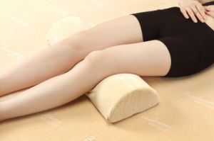 Half Moon Cylinder Style Soft Foam Multifunction Support Pillow Cushion pictures & photos
