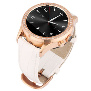 2016 Elegant Heartrate New Design Fashion Girls Latest Hand Watch, Beautiful Women Mobile Watch Phones pictures & photos