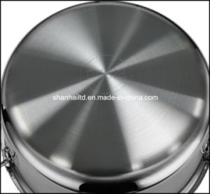 3ply Honeycomb Nonstick Wok pictures & photos