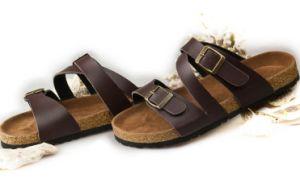 Cork Shoes Cork Sandal Cork Slipper pictures & photos