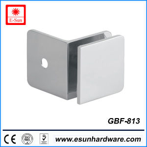 Hot Designs Shower Door Round Corner Glass Clamp (GBF-813) pictures & photos