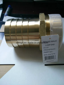 3inch Brass Male Hose Barb Adapter Fitting pictures & photos