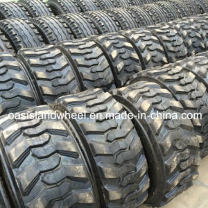 Bobcat Skid Steer Loader Tyres (10-16.5 12-16.5 14-17.5 15-19.5) pictures & photos