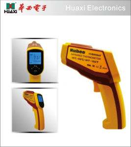 Temperature Gun Dual Laser Non-Contact Infrared Thermometer -58f ~ 1022f pictures & photos