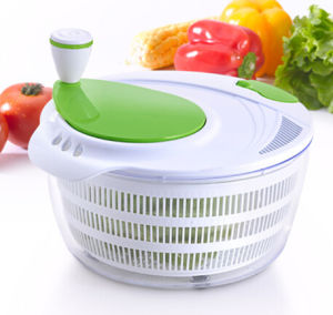Salad Spinner, Kitchen Bowl, Plastic Product pictures & photos