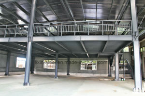 Fast and Easy Installation Prefabricated Steel Structure Staircase Construction pictures & photos