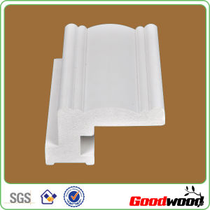 3.0 Inches Wide Poly/PVC/Vinyl Crown Shutter Frames