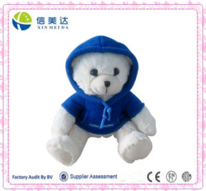 Plush Material and Bear Typ Plush T Shirt Teddy Bear pictures & photos