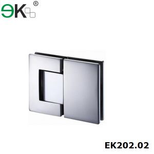 180 Degree Adjustable Glass Hinged Shower Door Hinge pictures & photos