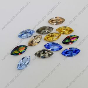 Wholesale Horse Eye Crystal Jewelry Stone for Fashion Accessories pictures & photos