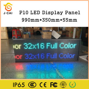 Outdoor Single Color LED Sign Board Low Price pictures & photos