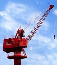 Gbm Port Movable Crane Hydraulic Crane Marine Offshore Cranes pictures & photos