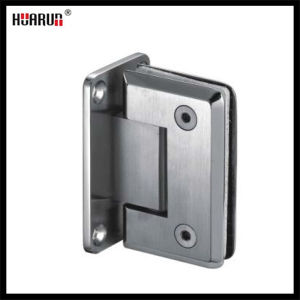 Beveled Edges Glass Hinge Of Fixed on Wall (HR1500H-1) pictures & photos