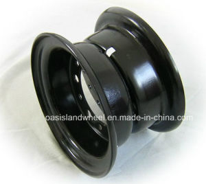 Industrial Steel Wheel (4.00E-9 5.00S-12) for Forklift and Skidsteer pictures & photos