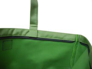 Polyester Light Gray Shopping Bag pictures & photos
