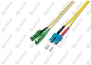 Foc Duplex Sm E2000-Sc Patch Cord pictures & photos