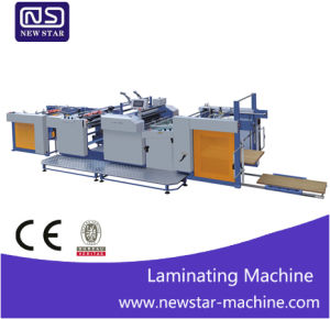 Availible Oversee After Sale Service Automatic Laminator for Paper and Packing Machine pictures & photos