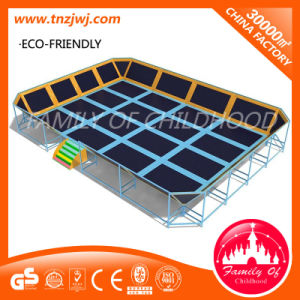 Simple Trampolines for Small Backyards Trampoline Fitness Manufacturer pictures & photos