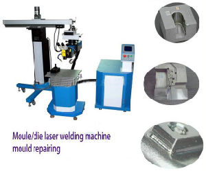 3-Axials Flexible Linkage Automobile and Minitype Metal Mould Laser Welding Machine pictures & photos