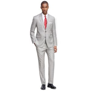 Slim Fit Trendy Suit Blazer and Pants (SUIT71416) pictures & photos