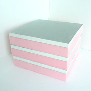Fuda Composite Panels B1 Grade Pink (XPS 25mm Thick, Plaster Board 12mm Thick)