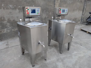Electric Heating Stainless Steel Milk Pasteurizer Tank pictures & photos