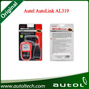 Original Autel Autolink All319 Diagnostic Scan Tool Works on All 1996 and Newer Vehicles pictures & photos