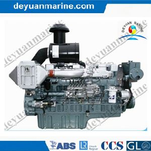 Yc6t Yuchai Marine Diesel Engine pictures & photos