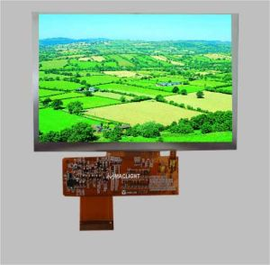 5.0 Inch TFT LCD Module with 800X480 Resolution Display pictures & photos