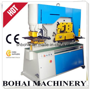 Q35y-30 Hydraulic Iron Work Machine with Punch, Press, Cutting Function pictures & photos