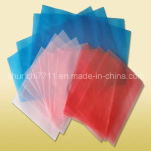 Plastic PE Bag in Colors pictures & photos