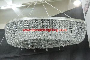 Atoll Crystal Light Chandelier Lamp (211-L16) pictures & photos