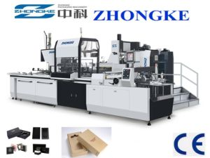 Zk-660an Carton Box Machine of Zhongke (ZK-660AN) pictures & photos