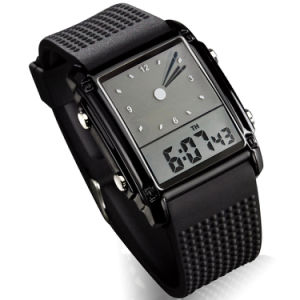 Fashion Men′s Wrist Watch with Waterproof