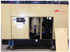 Ingersoll Rand Rotary Screw Air Compressor (ML250 mm250 MH250) pictures & photos