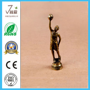 Metal Awards Trophy, Polyresin Figurine Trophy Gift and Home Decoration pictures & photos