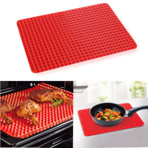 Custom FDA Lfbg Food Safe Silicone Baking Sheet pictures & photos