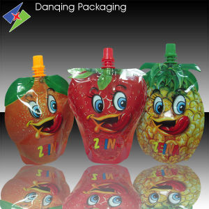 Doypack, Fruit Shape, Jully Packaging pictures & photos