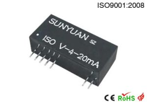 Two-Wire 0-5V/0-10V to 4-20mA Converter pictures & photos