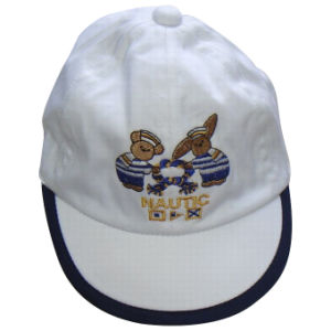 High Quality Embroidery Boy Girl Baby Kids Cap pictures & photos