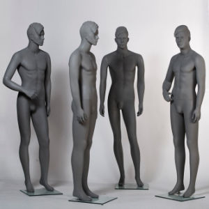 Yazi Full Body Male Mannequin for Window Display pictures & photos