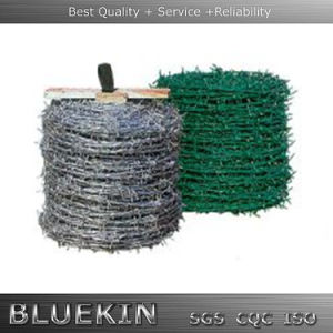 Barbed Wire Price Per Roll for Sale pictures & photos