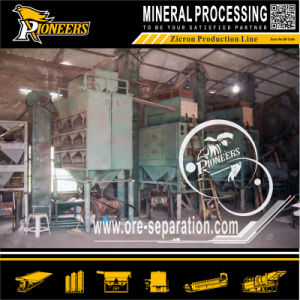 Wholesale Mineral Processing Equipment for Titanium Zircon Rutile Ore